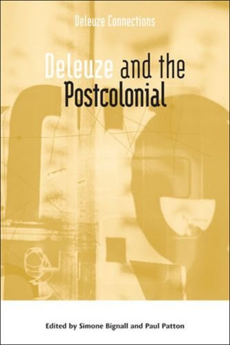 Deleuze and the Postcolonial (Deleuze Connections EUP)