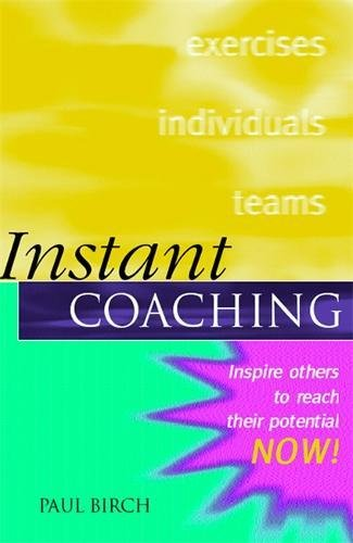 Instant Coaching (Instant (Kogan Page))