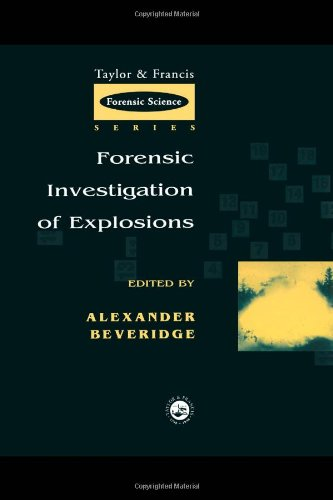 Forensic Investigation of Explosions