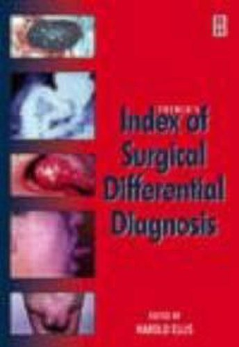 French's Index of Surgical Differential Diagnosis (Hodder Arnold Publication)