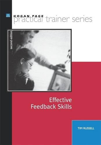 Effective Feedback Skills (Practical Trainer)