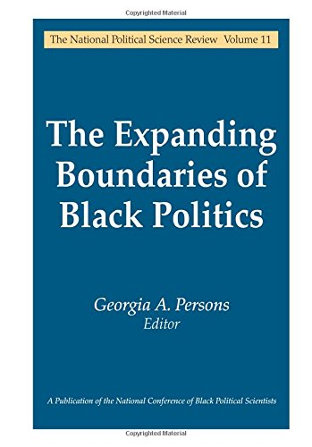 The Expanding Boundaries of Black Politics (National Political Science Review,)