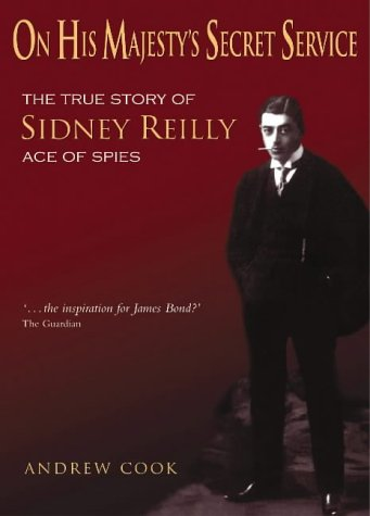 On His Majesty's Secret Service, Sydney Reilly Codename St1