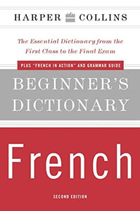 HarperCollins Beginner's French Dictionary, 2e