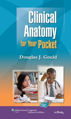 Clinical Anatomy for Your Pocket (Point (Lippincott Williams & Wilkins))
