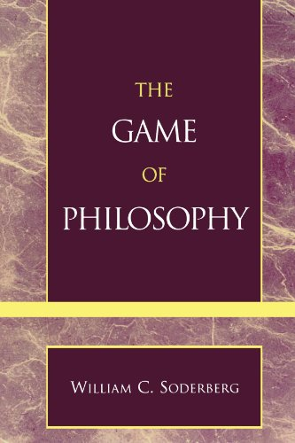 The Game of Philosophy
