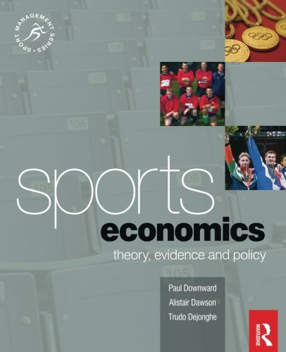 Sports Economics (Sport Management Series)