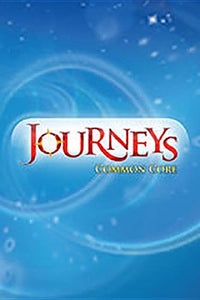 Journeys: Common Core Student Edition Volume 5 Grade 1 2014
