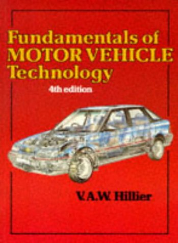 Fundametals of Motor Vehicle Technology