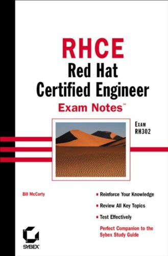 RHCE: Red Hat Certified Engineer Exam Notes