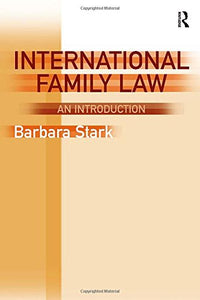 International Family Law: An Introduction