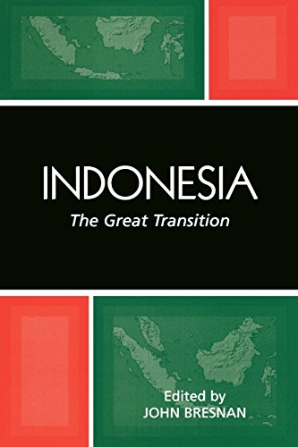 Indonesia: The Great Transition (Studies of the Weatherhead East Asian Institute, Columbia University (Paperback))