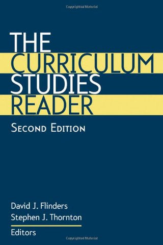 Curriculum Studies Reader E2