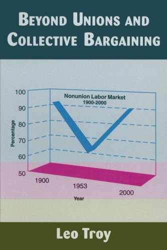 Beyond Unions and Collective Bargaining (Issues in Work and Human Resources (Paperback))