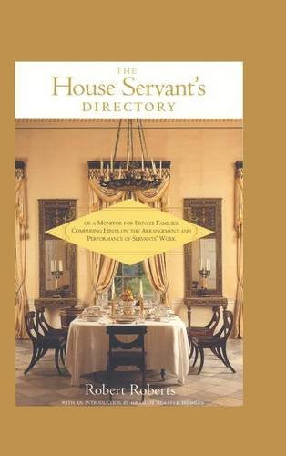 The House Servant's Directory