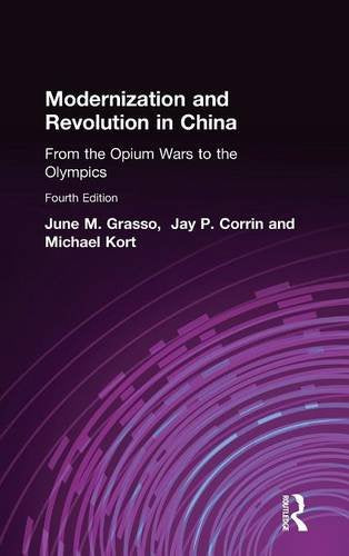 Modernization and Revolution in China: From the Opium Wars to the Olympics