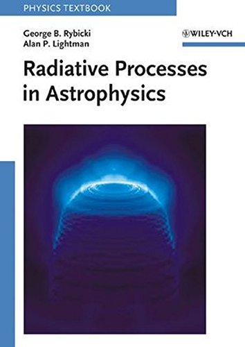 Radiative Processes In Astrophysics