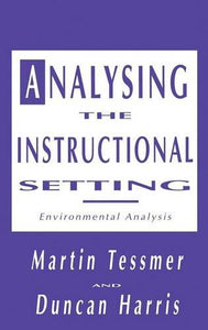 Analysing the Instructional Setting: Environmental Analysis