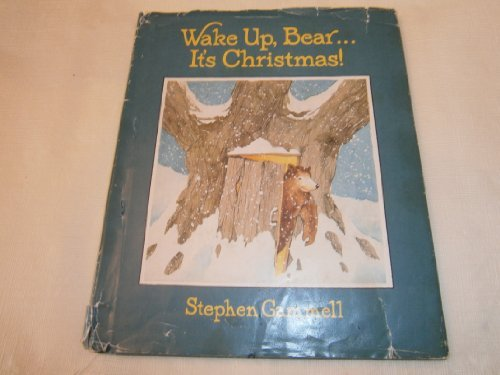 Wake-Up, Bear--It'S Christmas!