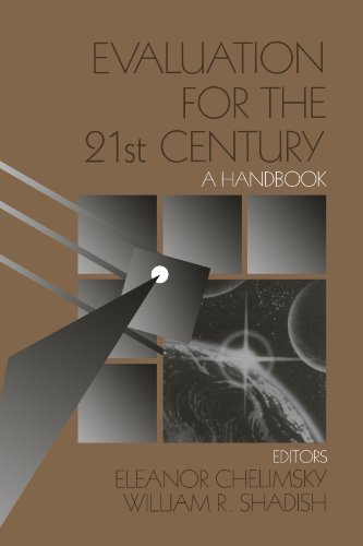 Evaluation for the 21st Century: A Handbook