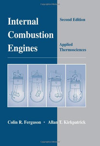 Internal Combustion Engines: Applied Thermosciences