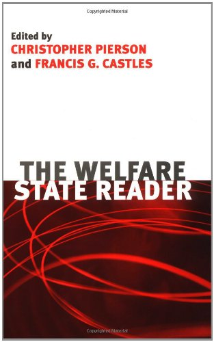 The Welfare State: A Reader