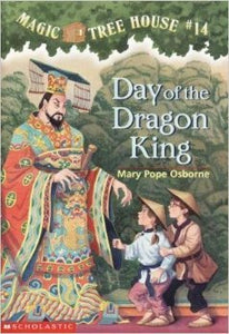 Day of the Dragon (Magic Tree House #14)