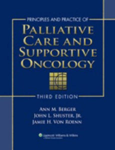 Principles and Practice of Palliative Care and Supportive Oncology (Visual Mnemonics)