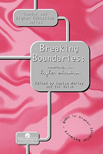 Breaking Boundaries: Women In Higher Education (Gender & Higher Education Mini Series)