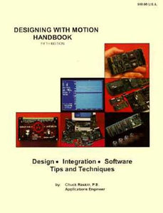 Designing With Motion Handbook: Design-Integration-Software Tips and Techniques