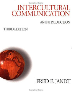 Intercultural Communication: An Introduction