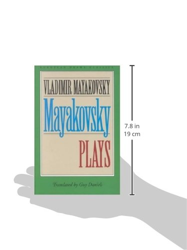 Mayakovsky: Plays (European Drama Classics)