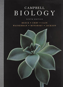 Campbell Biology Plus MasteringBiology with eText Package and Inquiry in Action (9th Edition)