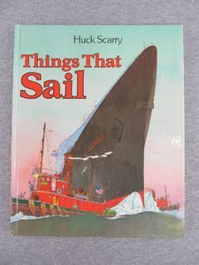 Things that Sail: Huck Scarry