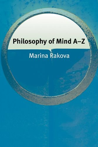 Philosophy of Mind A-Z (Philosophy A-Z EUP)