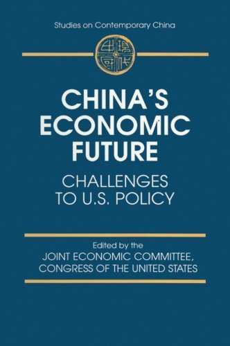 China's Economic Future: Challenges to U.S.Policy (Studies on Contemporary China (M.E. Sharpe Paperback))