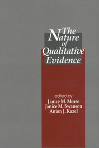 The Nature of Qualitative Evidence