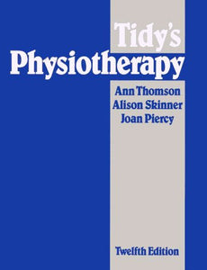 Tidys Physiotherapy, 12e