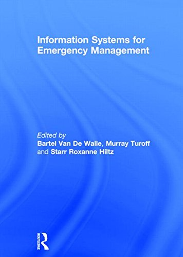 Information Systems for Emergency Management (Advances in Management Information Systems)