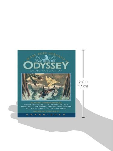 Tales From the Odyssey CD Collection