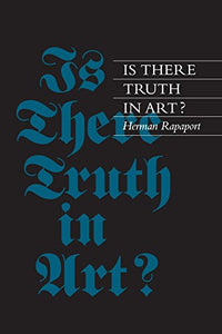 Is There Truth in Art?