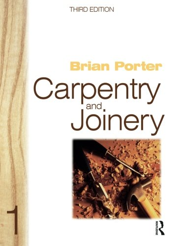Carpentry and Joinery 1, 3rd ed