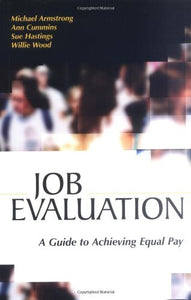 The Job Evaluation Handbook: A Guide to Achieving Equal Pay