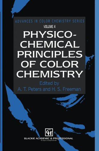 Physico-Chemical Principles of Color Chemistry: Volume 4 (Advances in Color Chemistry Series) (v. 4)
