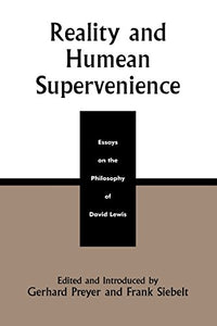 Reality and Humean Supervenience: Essays on the Philosophy of David Lewis (Studies in Epistemology and Cognitive Theory)