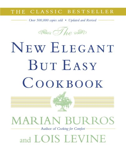 The New Elegant But Easy Cookbook