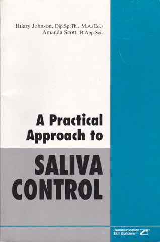 A Practical Approach to Saliva Control