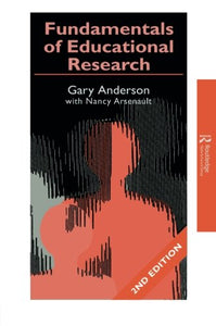 Fundamentals of Educational Research (Teachers' Library)