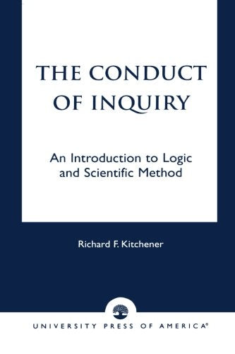 The Conduct of Inquiry: An Introduction of Logic and Scientific Method