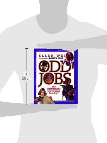 Odd Jobs: The Wackiest Jobs You'Ve Never Heard Of